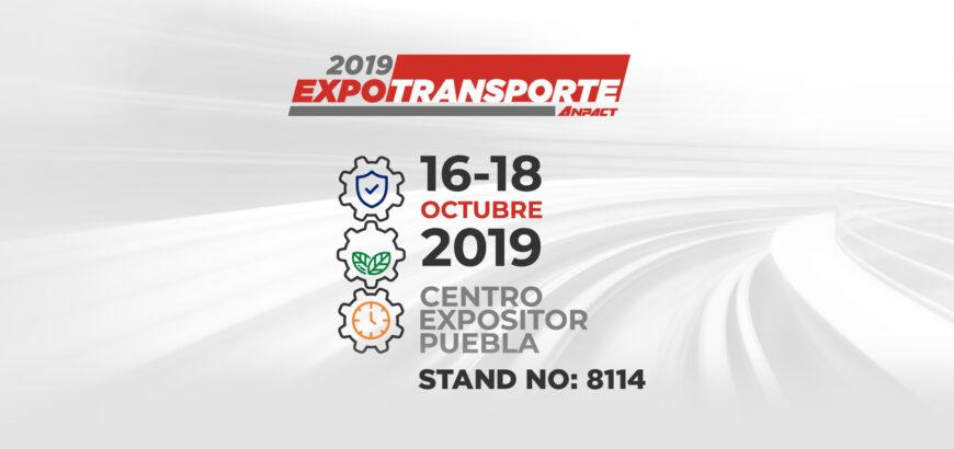Выставка Expotransporte ANPAC 2019